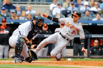 Baltimore Orioles vs New York Yankees (4:10pm)