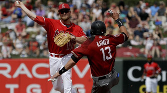 Arizona Diamondbacks vs Los Angeles Angels (7:07pm)