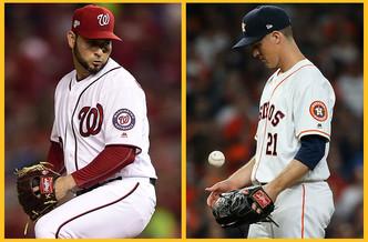 Houston Astros vs Washington Nationals (5:07pm)