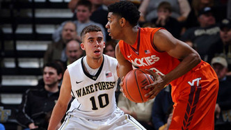 Virginia Tech vs Wake Forest (4:00pm)