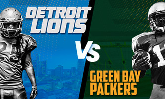 Detroit Lions vs Green Bay Packers (5:15pm)