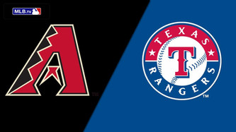 Arizona Diamondbacks vs Texas Rangers (1:05pm)
