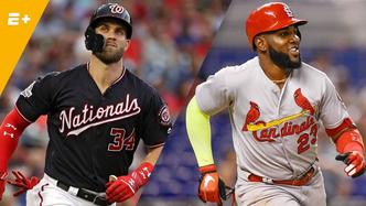 Washington Nationals vs St. Louis Cardinals (5:15pm)