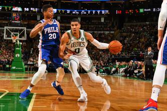Philadelphia 76'ers vs Boston Celtics (5:05pm)