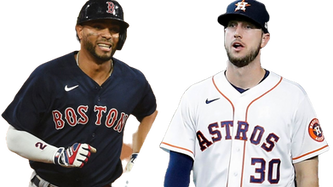 Houston Astros vs Boston Red Sox (4:10pm)