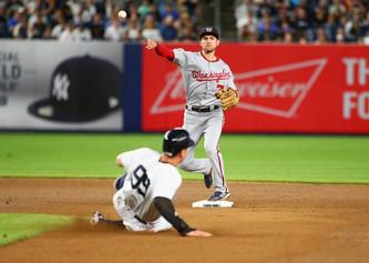 New York Yankees vs Washington Nationals (4:05pm)