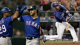 Seattle Mariners vs Texas Rangers (5:05pm)