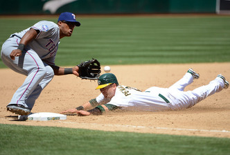 Oakland Athletics vs Texas Rangers (5:05pm)