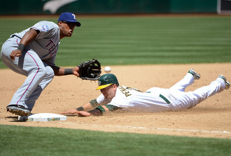 Oakland Athletics vs Texas Rangers (5:05pm)