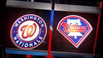 Washington Nationals vs Philadelphia Phillies (4:05pm)