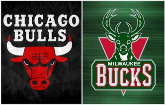 Chicago Bulls vs Milwaukee Bucks (5:05pm)