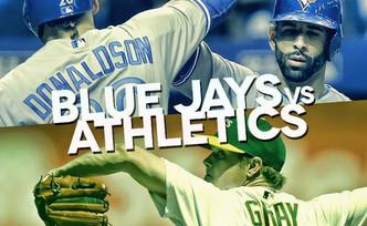 Toronto Blue Jays vs Oakland Athletics (7:10pm)