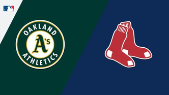 Oakland Athletics vs Boston Red Sox (10:05am)