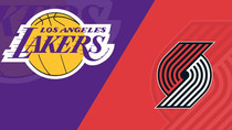 Portland Trail Blazers vs Los Angeles Lakers (7:00pm)