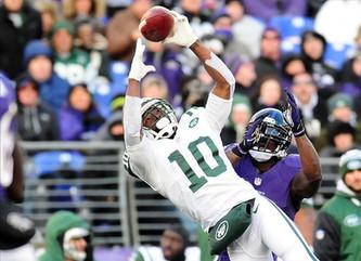 Baltimore Ravens vs New York Jets (10:00am)