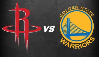 Houston Rockets vs Golden State Warriors (6:05pm)
