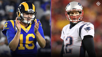 7/15/- Rams vs Patriots (4:00pm)