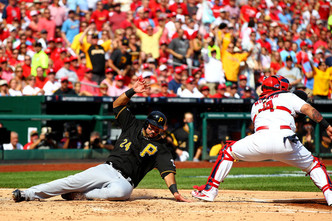 St. Louis Cardinals vs Pittsburgh Pirates (1:10pm)