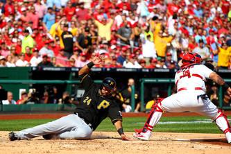 St. Louis Cardinals vs Pittsburgh Pirates (1:10pm)