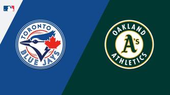 Toronto Blue Jays vs Oakland Athletics (12:35pm)