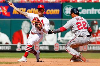 St. Louis Cardinals vs Washington Nationals (4:38pm)