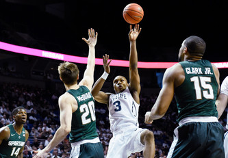Michigan State vs Penn State (10:00am)