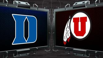 (5) Utah Utes vs (1) Duke Blue Devils