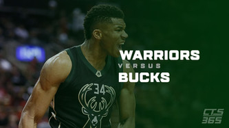 Golden State Warriors vs Milwaukee Bucks (6:30pm)