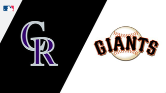 San Francisco Giants vs Colorado Rockies (5:40pm)