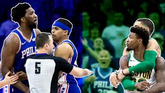 Boston Celtics vs Philadelphia 76'ers (4:35pm)