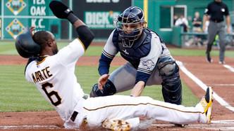 Milwaukee Brewers vs Pittsburgh Pirates (4:05pm)