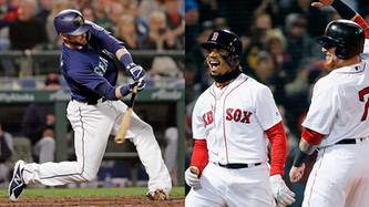 Seattle Mariners vs Boston Red Sox (4:10pm)