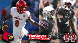 Louisville vs Mississippi State (9:00am)