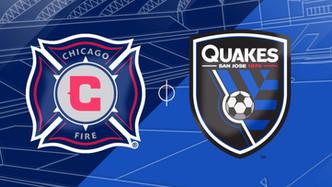 7/19- San Jose Earthquakes vs Chicago Fire