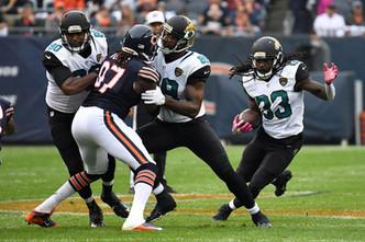 7/10- Jaguars vs Bears (9:00am)