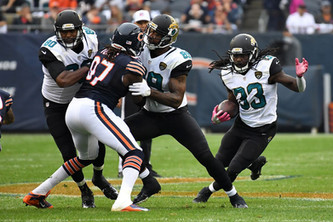 7/10- Jaguars vs Bears (9:00am)