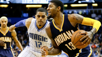 Indiana Pacers vs Orlando Magic (4:00pm)