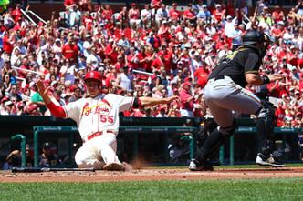 St. Louis Cardinals vs Pittsburgh Pirates (4:05pm)