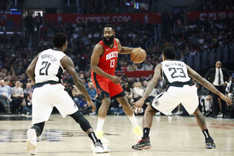 Los Angeles Clippers vs Houston Rockets (5:00pm)