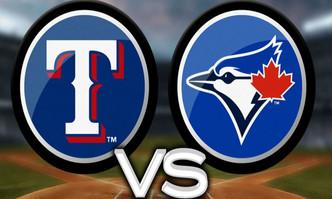 Texas Rangers vs Toronto Bluejays (4:10pm PST)