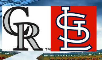 St. Louis Cardinals vs Colorado Rockies (5:30pm)