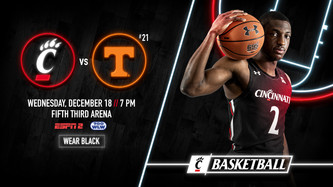 Tennessee vs Cincinnati (4:00pm)