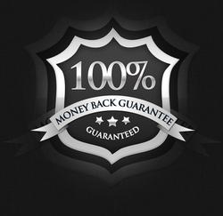 100% Money Back Guaranteed!