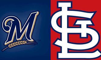 Milwaukee Brewers vs St. Louis Cardinals (11:15am)