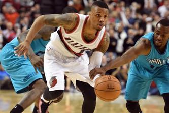 Charlotte Hornets vs Portland Trailblazers (7:00pm)