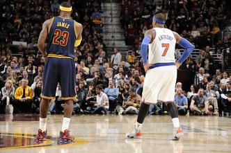 New York Knicks vs Cleveland Cavaliers (4:30pm)