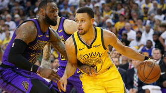 Golden State Warriors vs Los Angeles Lakers (7:00pm)