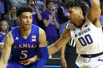Kansas State vs Kansas (6:00pm)