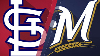 St. Louis Cardinals vs Milwaukee Brewers (11:10am)