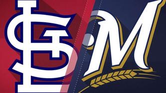 St. Louis Cardinals vs Milwaukee Brewers (11:10am)